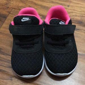 Nike Tanjun - Baby & Toddler 5c Black/pink